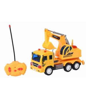 Same Toy Машинка на р/к CITY Вантажівка з ковшем