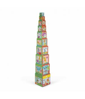 Детская игрушка пирамидка, Janod