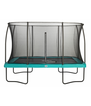 Детский батут Salta Comfort Edition прямоугольный 214x305 см Green