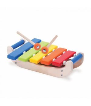 Ксилофон детский, деревянный, Wonderworld