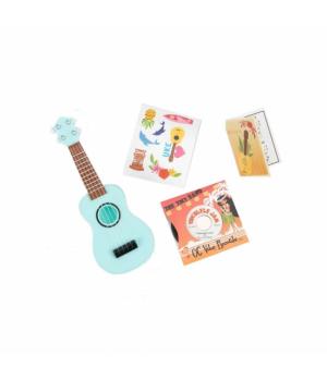 Аксессуары для кукол гитара Our Generation