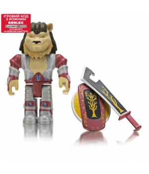 Роблокс фигурка Рыцарь Лев - Lion Knight W4