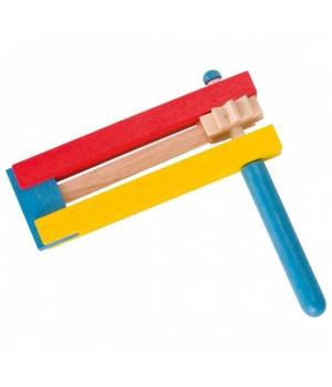 goki Музичний інструмент - Трещітка