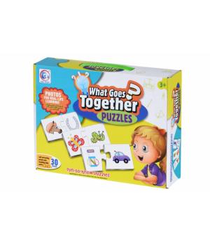 Same Toy Пазл Що повинно бути разом?