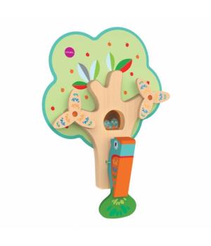 Настенная игрушка Veritiplay Занятый Дятел, Oribel