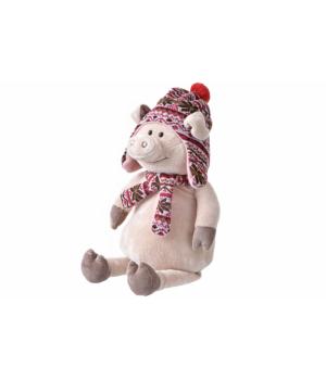 Same Toy Свинка в шапці (48 см)