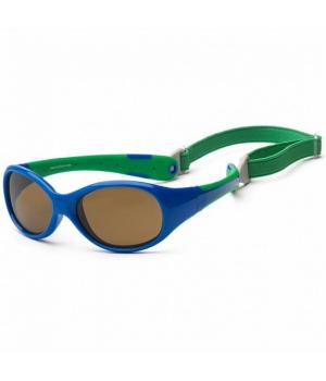 Сонцезахисні окуляри для дітей, з ремінцем, Koolsun Flex, 3-6 років