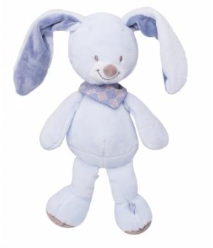 Мягкая игрушка кролик Бибу (28см) Nattou