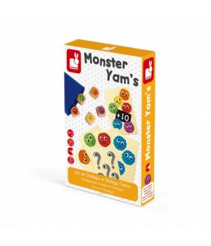 Настольная игра для детей от 5 лет Монстры Janod