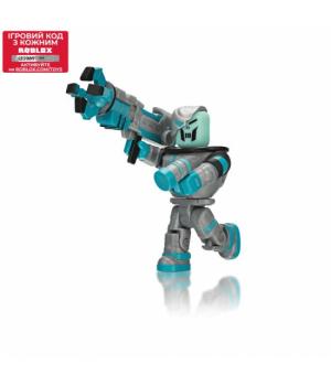 Фигурка Роблокс Киборг Bionic Bill W6, Jazwares