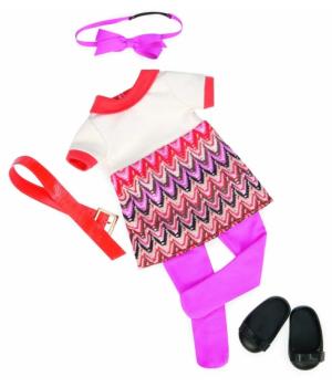 Одежда для куклы 46 см Платье, Our Generation