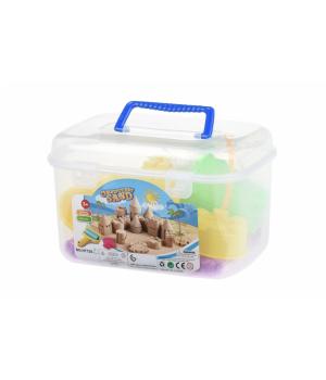Same Toy Чарівний пісок Omnipotent Sand Замок (бузковий) 11 од.