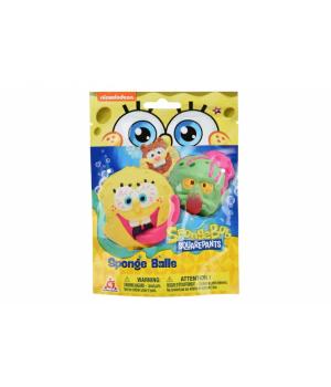 Sponge Bob Ігрова фігурка-сквіш Balls закрита упаковка в асорт.