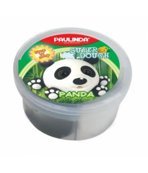PAULINDA Маса для ліплення Super dough 40г Панда