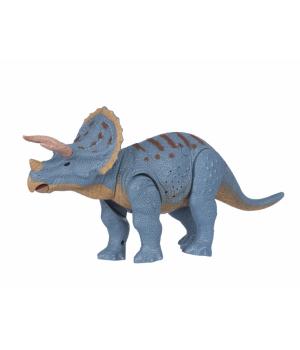 Same Toy Динозавр Трицератопс блакитний (світло, звук) без п/у RS6167AUt