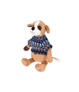 Мягкая игрушка Собака (25 см) Soft Toy