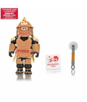 Фигурка Роблокс Пицца Воин - Loyal Pizza Warrior W6