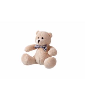 Same Toy Ведмедик бежевий (13 см)