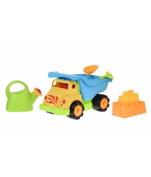 Набор для песочницы с машинкой Грузовик 36 см, Same Toy