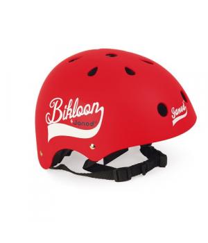 Janod Захисний шолом (червоний, розмір S)