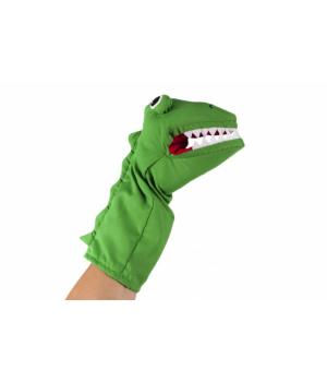 goki Лялька-рукавичка - Крокодил