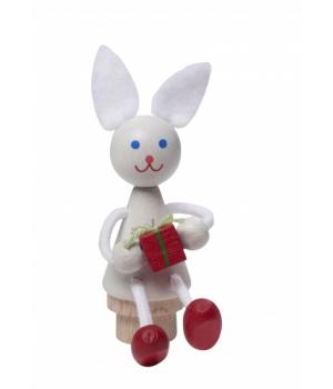 Фигурка для детского торта Кролик nic
