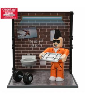 Фигурка Роблокс Побег из тюрьмы - Jailbreak: Personal Time W6