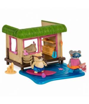 Li`l Woodzeez Ігровий набір - Пляжний будиночок
