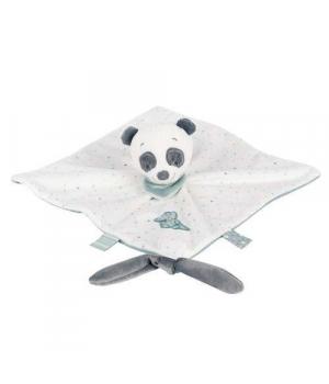Игрушка комфортер для новорожденных, Пандочка, Nattou Doodoo