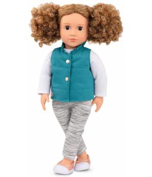 Большая кукла игрушка Мила, 46 см, Our Generation
