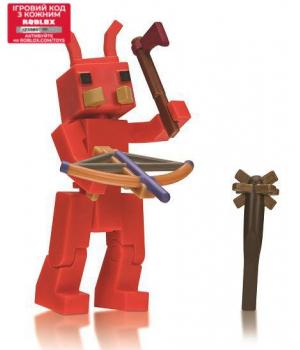 Роблокс игрушка Буга Буга Огненный Муравей - Booga Booga: Fire Ant W5