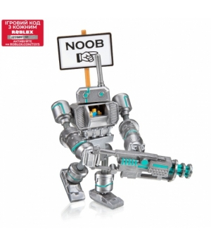 Roblox игрушка Нуб Атака - Noob Attack - Mech Mobility W7