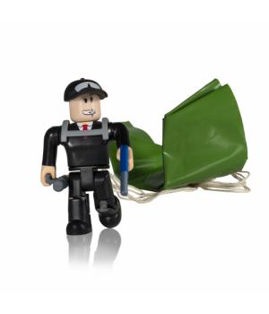 Roblox Коллекционная игрушка Роблокс Побег из тюрьмы: Секретный агент W8,  Jazwares