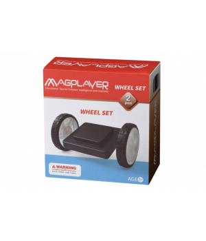 Колеса для магнитного конструктора, 2 шт, MagPlayer