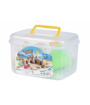 Same Toy Чарівний пісок Omnipotent Sand Морозиво (зелений) 9 од.