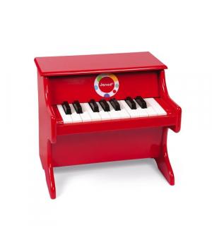 Игрушка веселое пианино, деревянное, Janod