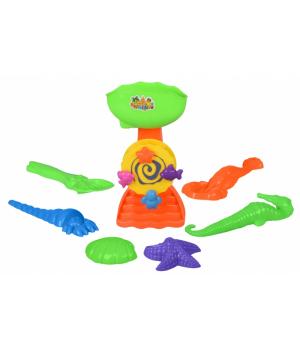 Детский набор для песка с мельницей, Same Toy