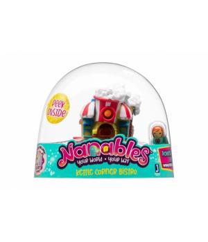 """Nanables Ігрова фігурка Small House Містечко солодощів Бістро """"Попкорн"""""""