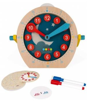 Обучающие часы для детей, Janod