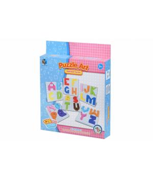Детская мозаика Буквы 126 элементов Same Toy