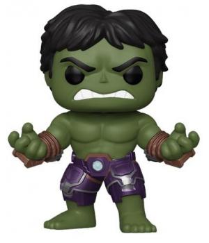 Колекційна фігурка Funko POP! Marvel: Avengers Game: Hulk