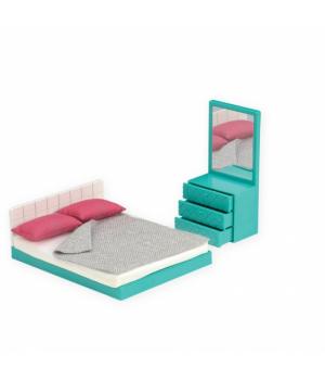 LORI Набір для ляльок - Меблі для спальні
