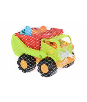 Набор для песочницы машинка грузовик 21см, Same Toy