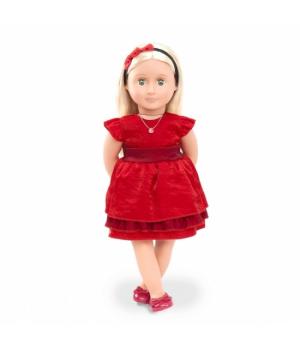 Our Generation Лялька (46 см) Джинджер з одягом і аксесуарами