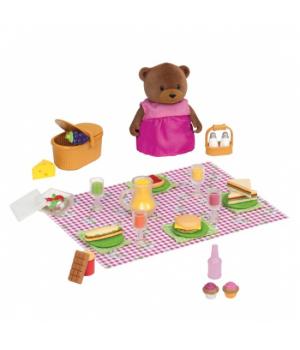Li`l Woodzeez Ігровий набір - Пікнік