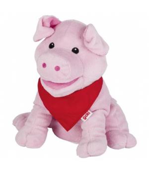 goki Лялька-рукавичка - Свинка