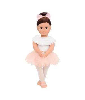 Our Generation Лялька Балерина Валенсія (46 см)