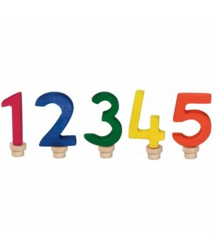 Цифры для торта 1-5 nic