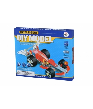 Same Toy Конструктор металевий - Болід (186 ел.)
