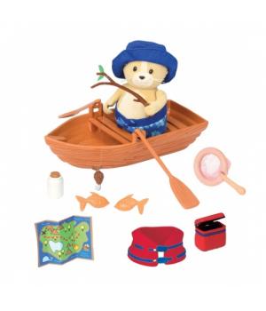 Li`l Woodzeez Ігровий набір - Рибалка